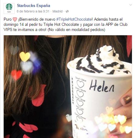 promociones amor clientes