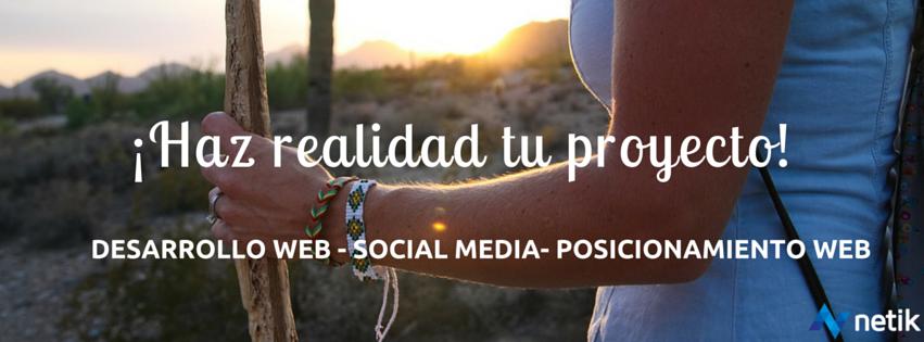 Haz realidad tu proyecto Instagram
