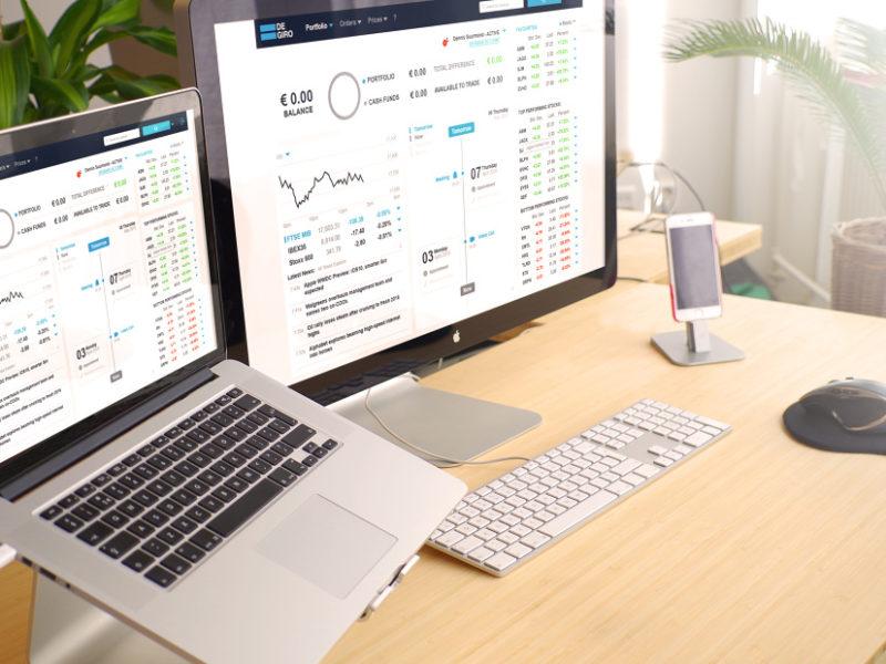 Dashboard Marketing DIgital